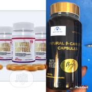 Get Rid of Body Odour With Gi Capsule and B Carotene | Vitamins & Supplements for sale in Lagos State, Lagos Island
