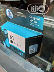 Hp Inkjet 61 Black And Coloured | Accessories & Supplies for Electronics for sale in Lagos State, Ikeja