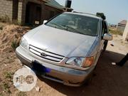 Toyota Sienna 2002 Gray | Cars for sale in Abuja (FCT) State, Kubwa