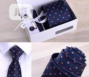 Men's Tie And Cufflinks Set | Clothing Accessories for sale in Lagos State, Lekki Phase 1