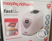 Morphy Richard Fast Bake Bread Maker | Kitchen Appliances for sale in Lagos State, Lagos Mainland