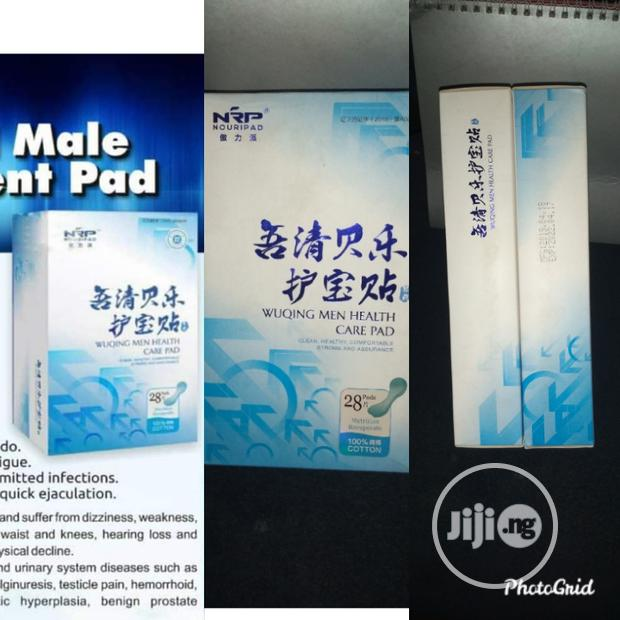 Norland Nouri Male Pad To Cure Erectal Dysfunction
