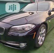 BMW 550i 2011 Black | Cars for sale in Lagos State, Agege