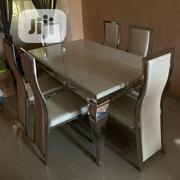 Quality Strong Six Seater Marble Dining Table | Furniture for sale in Anambra State, Onitsha