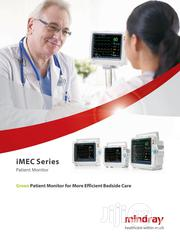Mindray Imec 10 Patient Monitor | Medical Equipment for sale in Lagos State, Ikeja