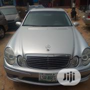 Mercedes-Benz E500 2004 Silver | Cars for sale in Rivers State, Port-Harcourt