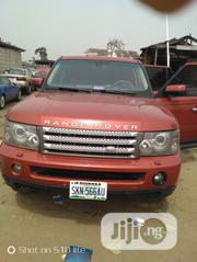 Land Rover Range Rover Sport 2007 HSE 4x4 (4.4L 8cyl 6A) Red | Cars for sale in Rivers State, Obio-Akpor