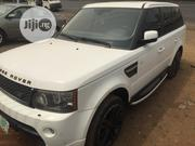 Land Rover Range Rover Sport 2012 White | Cars for sale in Lagos State, Ojodu