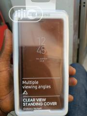 Clear View Standing Cover For Galaxy Note 9 | Accessories for Mobile Phones & Tablets for sale in Lagos State, Ikeja