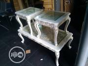 Center Table + Side Stool | Furniture for sale in Lagos State, Ojo