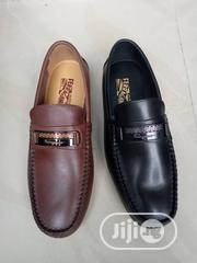 Quality Ferragamo Design Leather Shoes Available. | Shoes for sale in Lagos State, Lagos Island