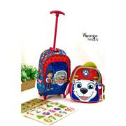 Disney Paw Patrol Trolley And Lunch Bag | Bags for sale in Lagos State, Lagos Mainland