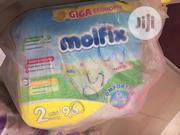 Moflix Mini Nd Midi Pampers | Baby & Child Care for sale in Lagos State, Lagos Island