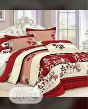6/7 Duvet , Bedspread and Four Pillow Cases | Home Accessories for sale in Lagos State, Ikeja