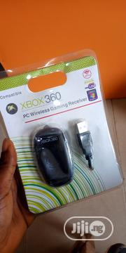 Xbox 360 Wirelesss Reciever | Accessories & Supplies for Electronics for sale in Lagos State, Egbe Idimu