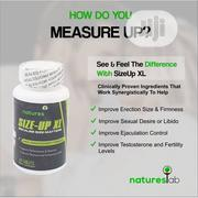Natures Lab Size Up XL For Male Performance And Premature Ejaculation | Sexual Wellness for sale in Lagos State, Victoria Island