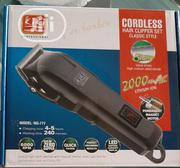 Kiki New Gain Cordless/Rechargable Hair Clipper Set NG- 777 | Salon Equipment for sale in Kwara State, Ilorin East
