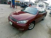 Toyota Camry 2003 Red | Cars for sale in Lagos State, Lagos Mainland