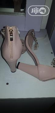 8mm Heel Nude Shoe | Shoes for sale in Edo State, Benin City