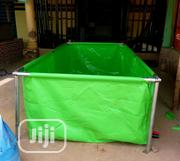 Clean Tarpaulin Fish Pond | Farm Machinery & Equipment for sale in Delta State, Isoko