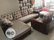 Quality L-Shaped Sofa   Furniture for sale in Lagos State, Lagos Island