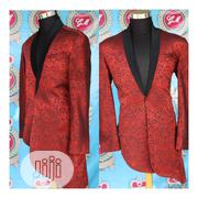 A Red Blazer for Men | Clothing for sale in Lagos State, Ajah