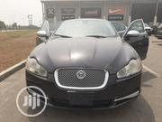 Jaguar XF 2010 Supercharged Black | Cars for sale in Lagos State, Ajah