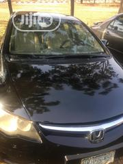 Honda Civic 2006 Black | Cars for sale in Abuja (FCT) State, Central Business District