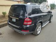 Mercedes-Benz GL Class 2009 GL 550 Black | Cars for sale in Lagos State, Ikeja