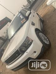 Land Rover Range Rover Sport 2010 HSE 4x4 (5.0L 8cyl 6A) White   Cars for sale in Lagos State