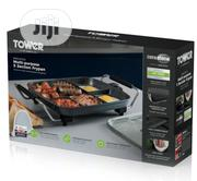Tower Electric Frying Pan With 5-in-1 Divided | Kitchen & Dining for sale in Lagos State, Ajah