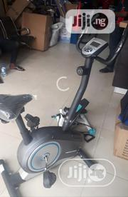 Brand New Upright Magnetic Bike | Sports Equipment for sale in Lagos State, Lekki Phase 2
