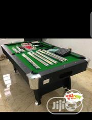 Snooker Board Wit Complete Accessories | Sports Equipment for sale in Lagos State, Mushin