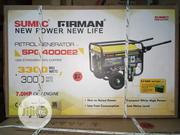 Sumec Firman 4000e2 (3.3kva) | Electrical Equipments for sale in Lagos State, Ojo