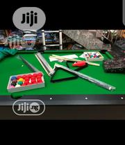 Snooker Table With Double Accessories | Sports Equipment for sale in Lagos State, Ibeju