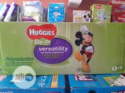 Huggies Slip on Diaper Pants (128 Counts) Size 5 | Baby & Child Care for sale in Lagos State, Gbagada