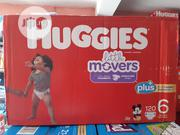 Huggies Little Movers (120 Counts ) Size 6 | Baby & Child Care for sale in Lagos State, Lagos Mainland