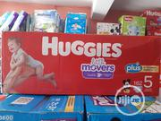 Huggies Little Movers ( Size 5) 162 Counts | Baby & Child Care for sale in Lagos State, Ifako-Ijaiye