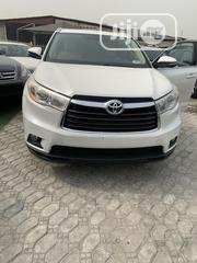 Toyota Highlander 2014 White | Cars for sale in Lagos State, Lekki Phase 2