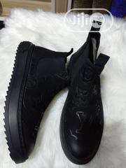 Original Louis Vuitton Ankle Boot Shoe Available for You. | Shoes for sale in Lagos State, Lagos Island