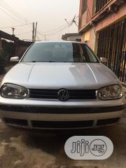 Volkswagen Golf 2.0 GL 5-Door Automatic 2002 Silver | Cars for sale in Lagos State, Alimosho
