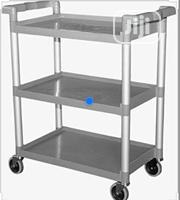 3pcs Hotel Plastic Utility Cart, Food Trolley Cart Services Cart... | Restaurant & Catering Equipment for sale in Lagos State, Lagos Island