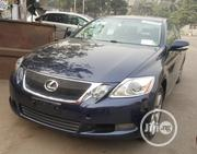 Lexus GS 2008 350 AWD Blue | Cars for sale in Lagos State, Lagos Island