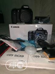 Canon 60d UK USED | Photo & Video Cameras for sale in Lagos State, Lagos Mainland