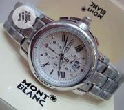 Mont Blanc Designer Time Piece | Watches for sale in Lagos State, Magodo