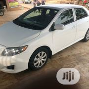 Toyota Corolla 2009 White | Cars for sale in Oyo State, Oluyole