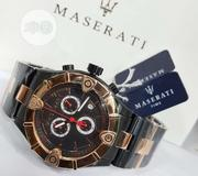 Maserati Designer Time Piece | Watches for sale in Lagos State, Magodo