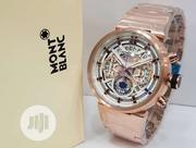 Montblanc Designer Time Piece | Watches for sale in Lagos State, Magodo