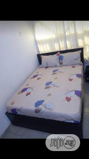 6 By 6 Cotton Bedsheets With 4 Pillow Cases | Home Accessories for sale in Lagos State, Surulere