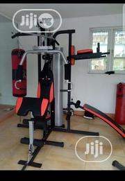 3 Station Multipurpose Gym | Sports Equipment for sale in Lagos State, Victoria Island